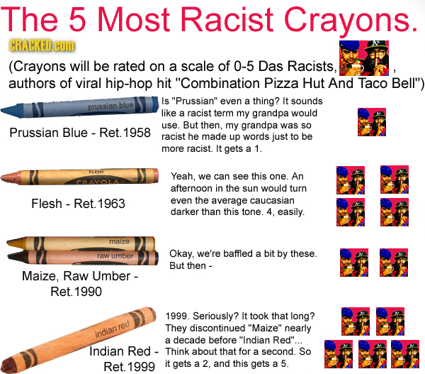 pics photos color crayolas crayons funny humor
