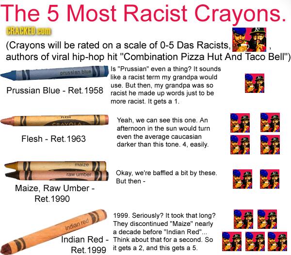 pics photos color crayolas crayons funny humor