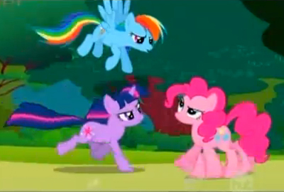 Pinkie Pie, You Are So Random.